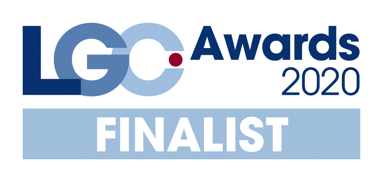 LGC Awards 2020 Finalist